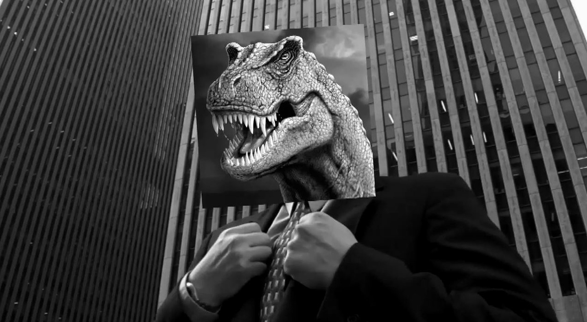 Stop the Dinosaurs (The Climate Institute)