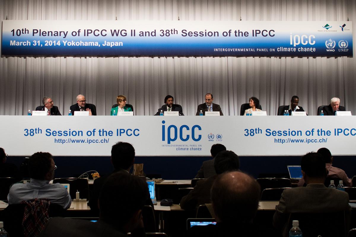 IPCC Yokohama