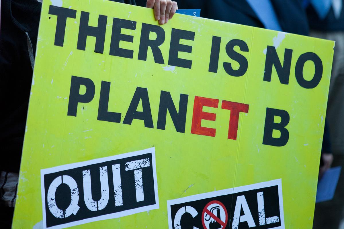 No planet B (Greg McNevin)
