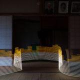 Radiation in Toru Anzai's house, Iitate