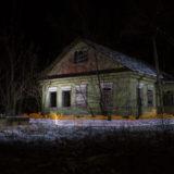 Abandoned home in Staryy Vyshkov