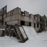 Abandoned apartments, Novozybkov